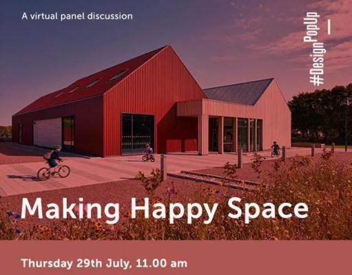 Making Happy Space Webinar 2021