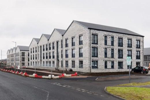 East Whitlawburn Housing Development