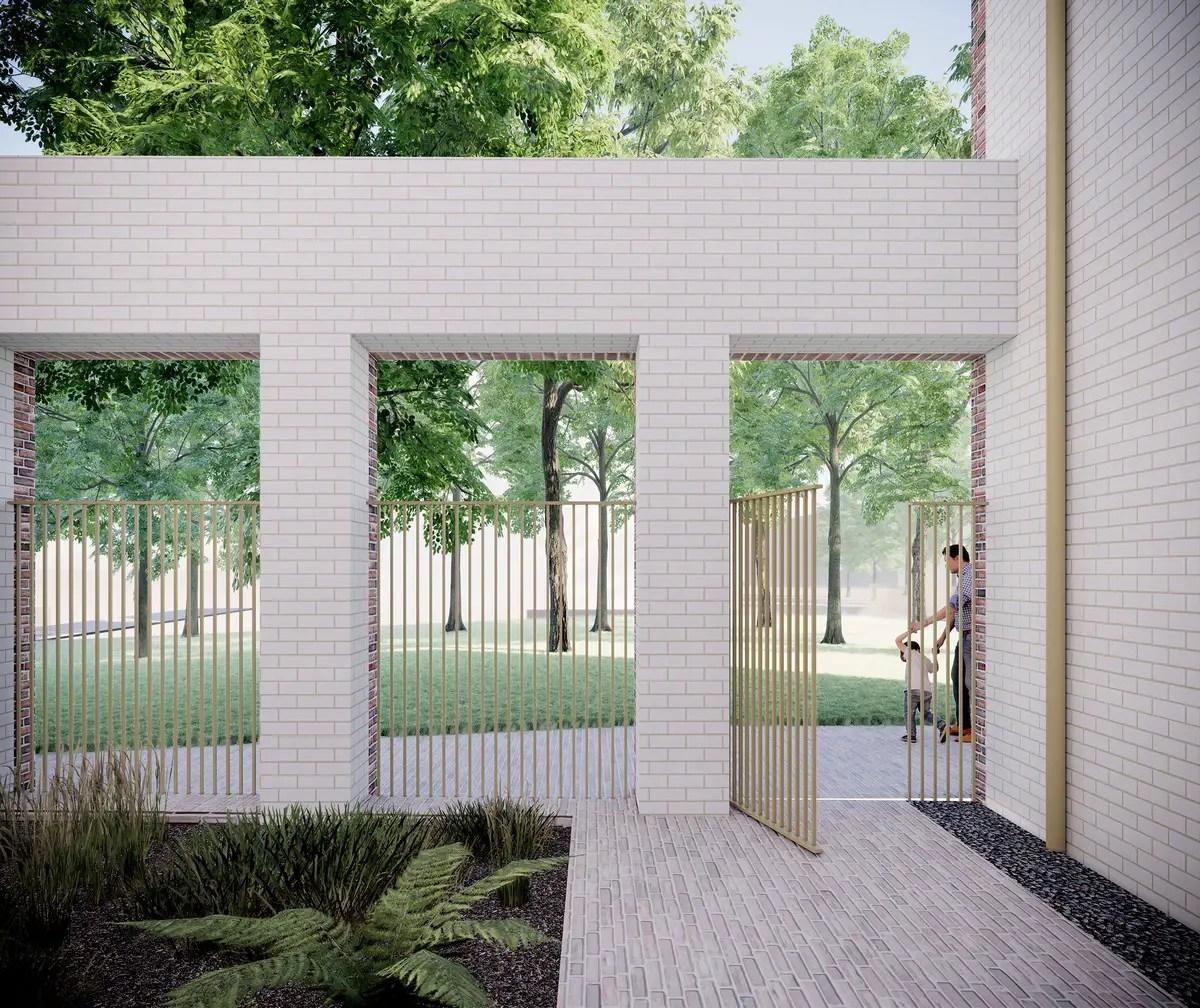 Southside Housing Association Glasgow homes design