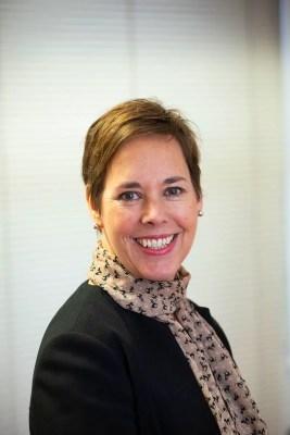 Nicola Barclay Habitat for Humanity Great Britain Board Chair