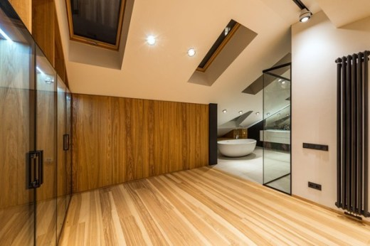 Home design driven by technological empowerment