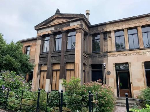 1 Moray Place Glasgow by Alexander Greek Thomson