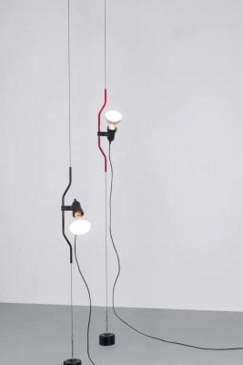 Flos Floor Lamps, lighting