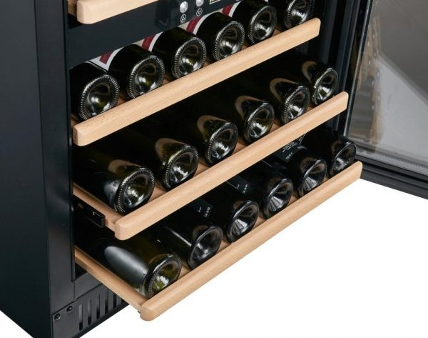 Upgrade your kitchen with built-in wine fridge