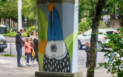 CITY CENTRE MURAL TRAIL / FUND