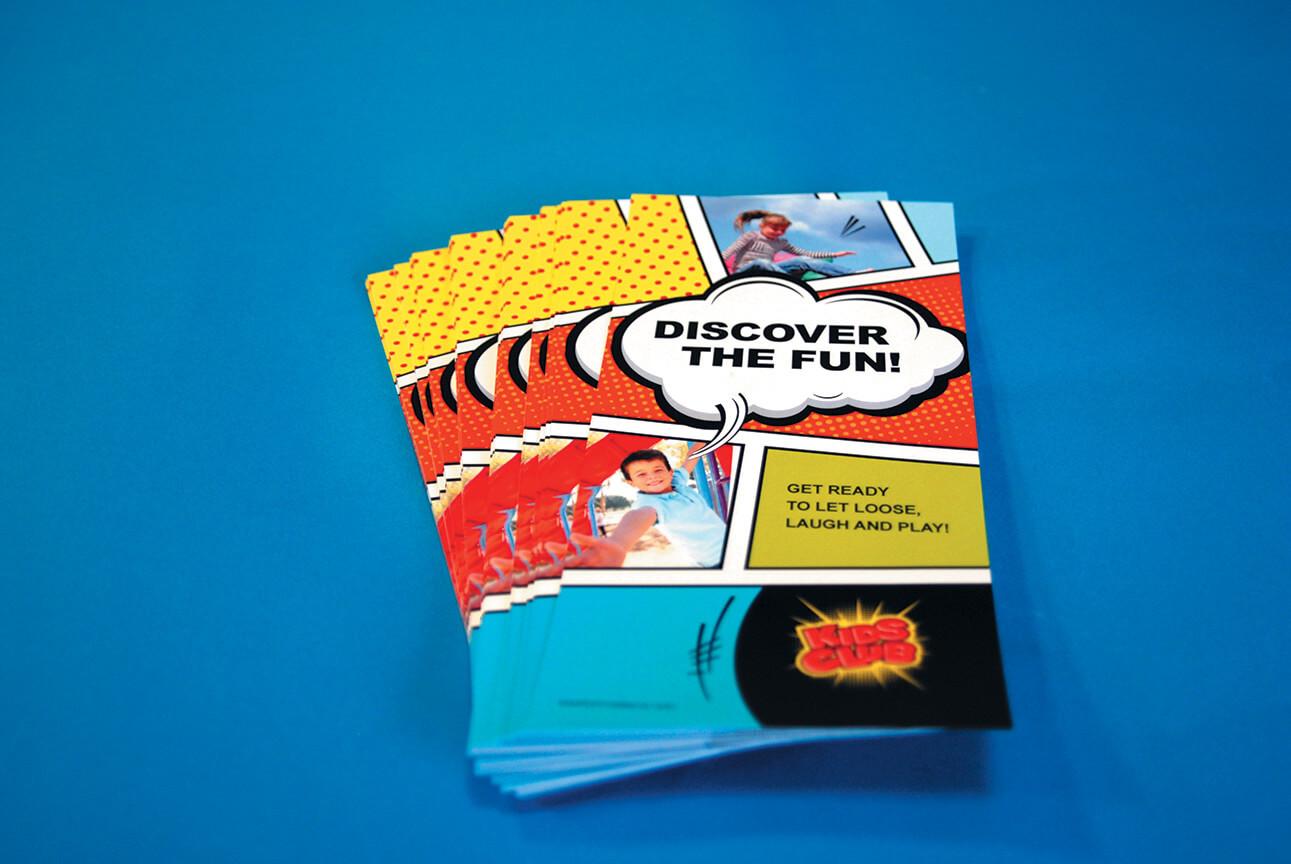 Discover The Fun 2 - Glasgow Creative