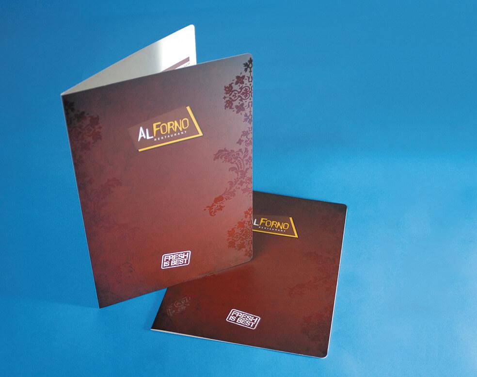 Al Fornd Card - Glasgow Creative