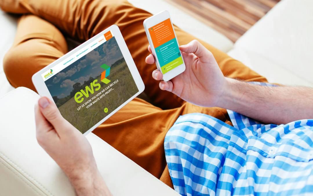 New Websites Designed at Glasgow Creative | EWS Ltd