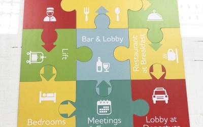 New Bespoke Project   Jigsaw Manufacture   Jurys Inns
