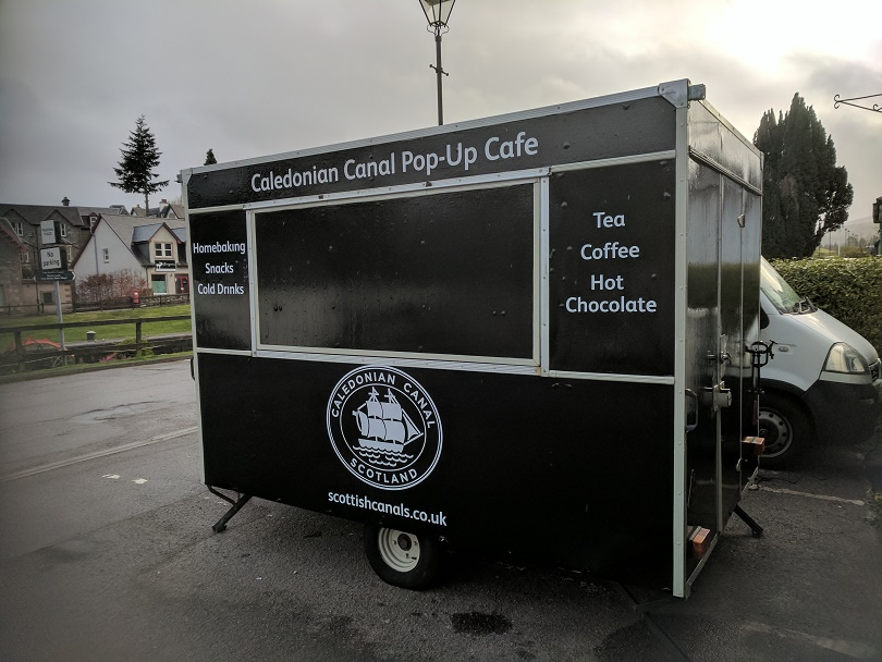 Coffee Van Rebranding by Glasgow Creative