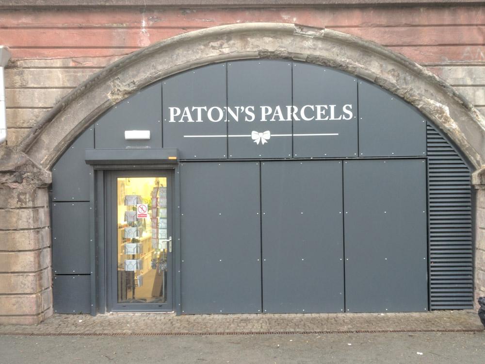 Paton's Parcels - Glasgow Creative
