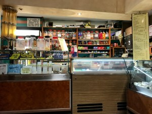 Central Cafe Barrhead inside