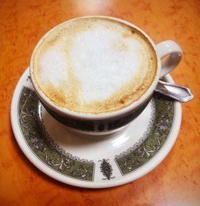 Central Cafe Barrhead italian Coffee