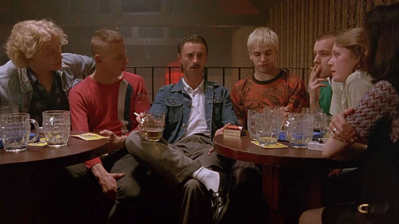Resultado de imagen para trainspotting movie