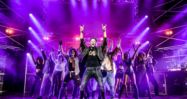 Review: Rock of Ages at King's Theatre - Glasgowist