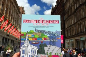 Order Your Copy of the Glasgow & West Coast Cook Book With Recipes From Top Restaurants