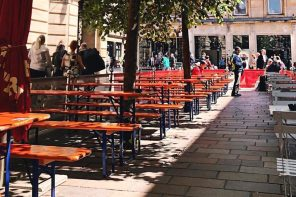 Talk of the Town: Glasgow beer gardens are open