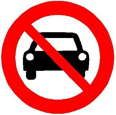 no-car-sign