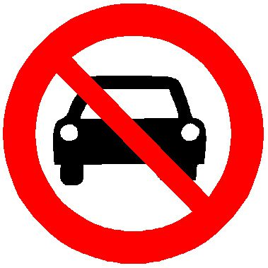 no-car-sign