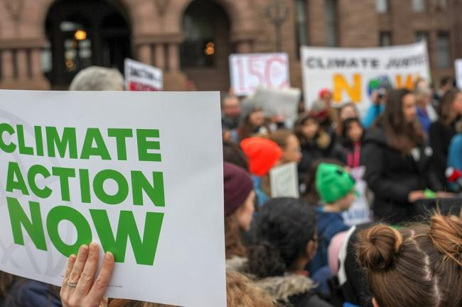 climate action