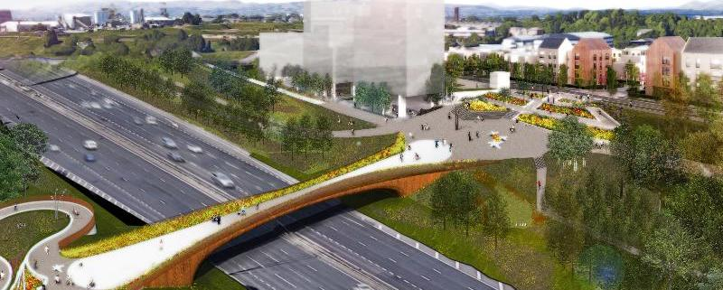 Sighthill_M8_Bridge