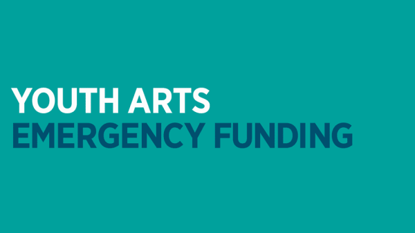 Youth arts emergency funding