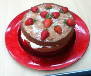 velodrome cake