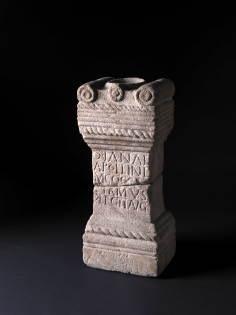 Photo: roman stones.
