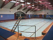 Photo: arlington baths club pool.