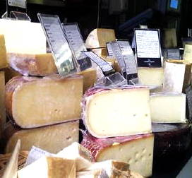 Photo: cheese george mewes.
