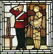 Photo: Maryhill stained glass.
