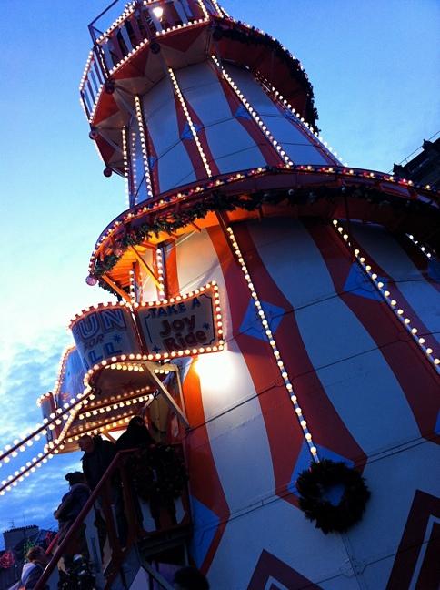 Photo: Joy Ride George Square.