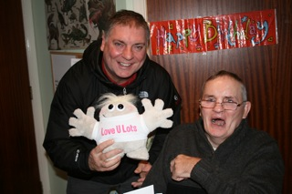 Photo: liam and john.