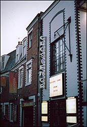 Photo: New Grosvenor Cinema.