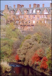 Photo: River Kelvin.