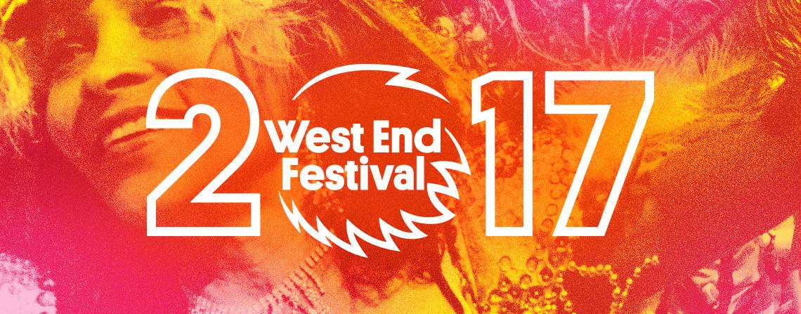 <h5>West End Festival</h5><p>Fabulous programme of events. </p>