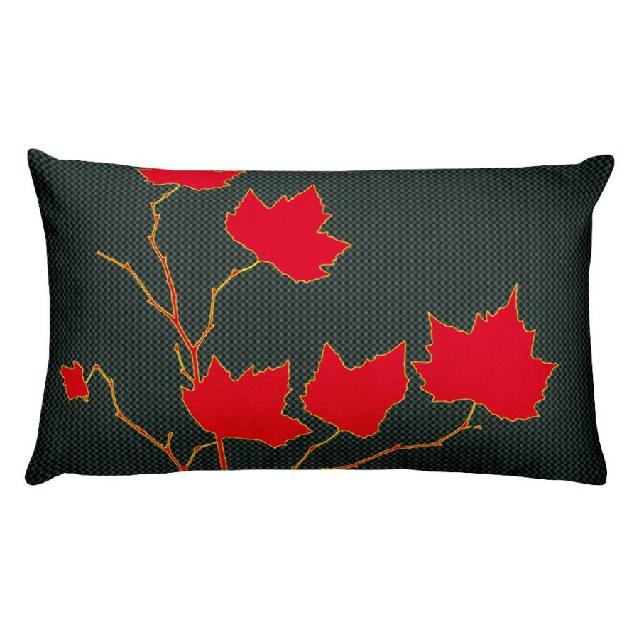 Pillow design from nature