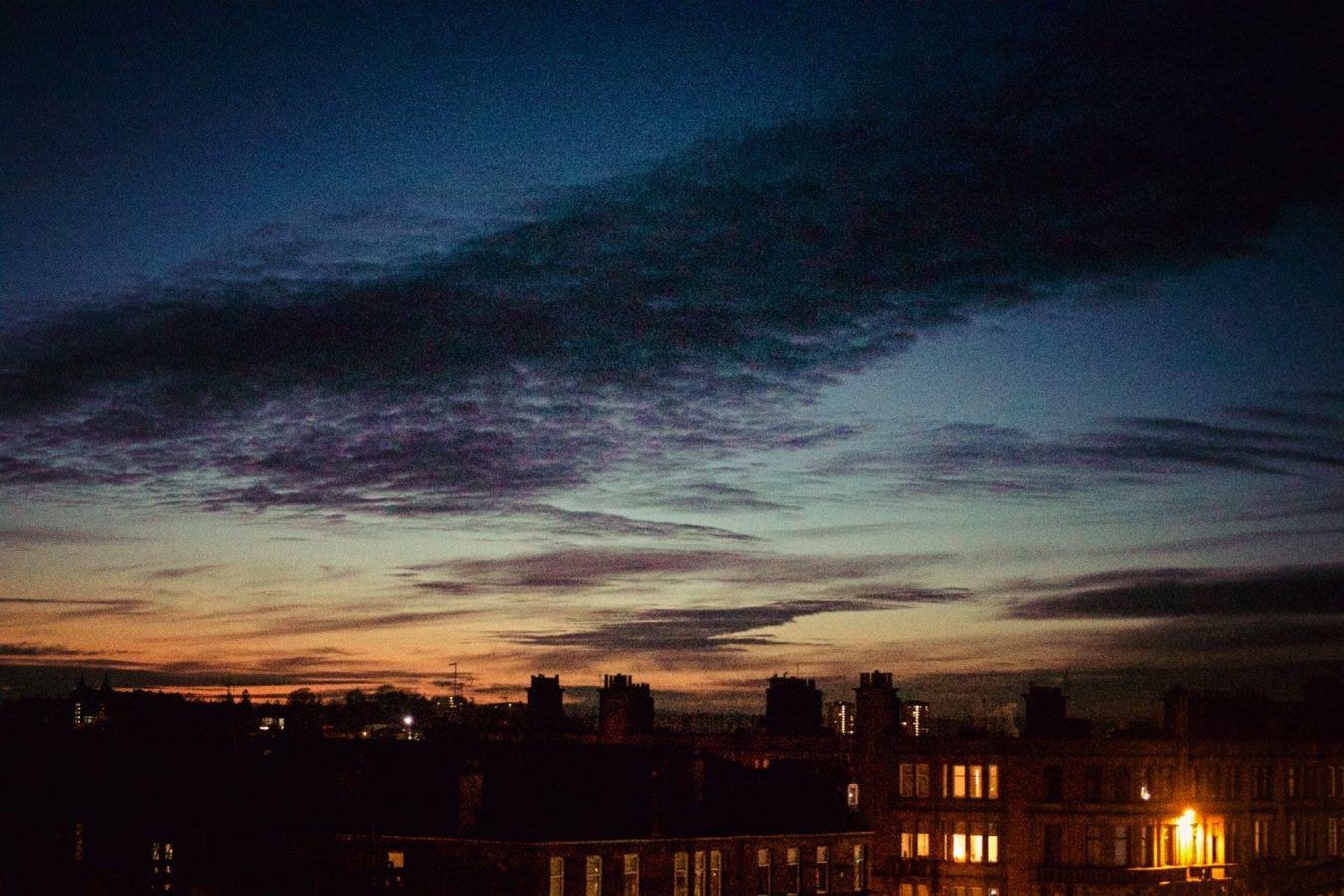 Dark Sky over Anniesland