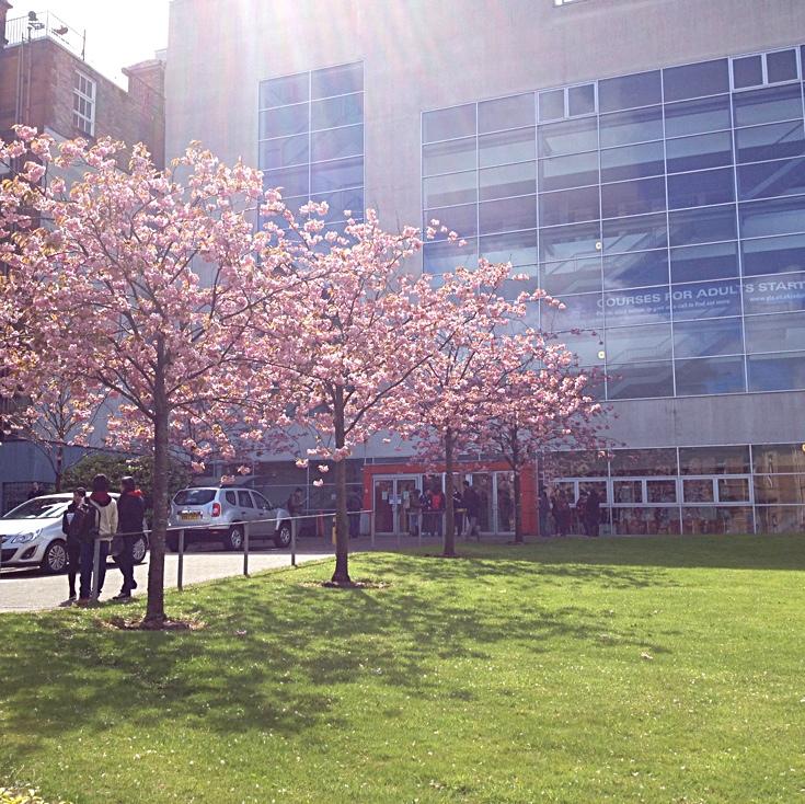 Glasgow University St Andrews Building