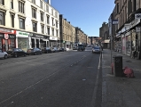 <h5>View of Byres Road</h5>
