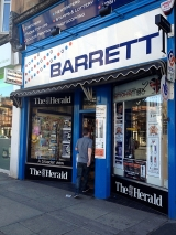<h5>Barrett Newsagents</h5>