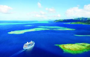 Tahitian Princess,Explorer Class Ship,South Pacific