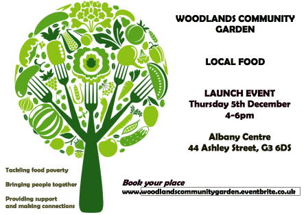 woodlands food poverty