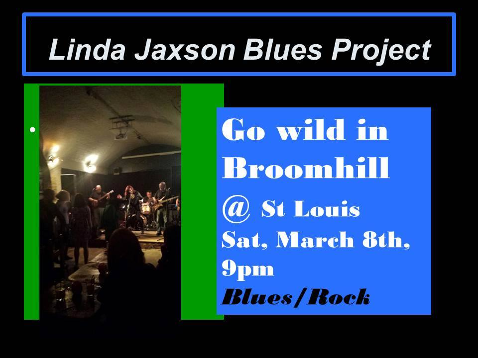 go wild in broomhill