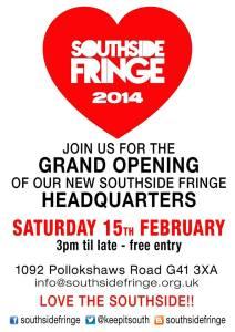 southside fringe opening