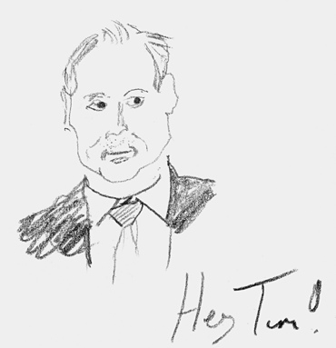 Hey Tim Berners Lee