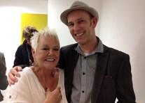Carol kidd and Jim Byrne