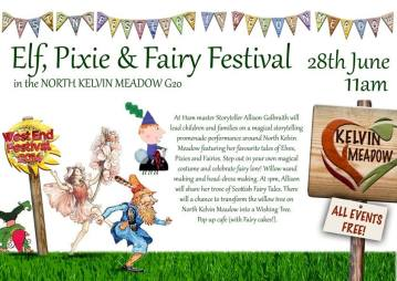 elf, pixie and fairy festival