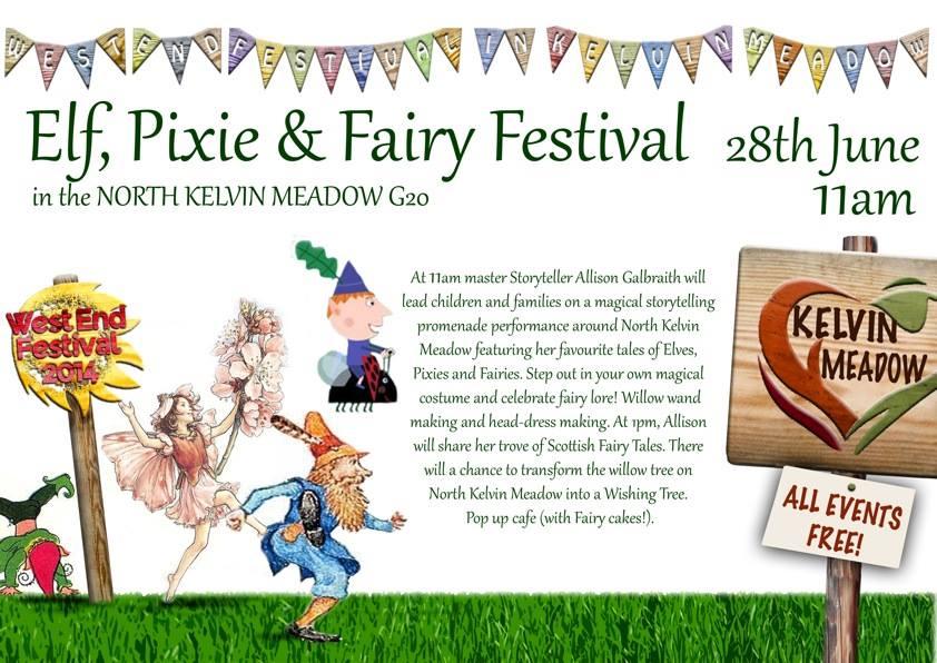 elf, pixie and fairy festival