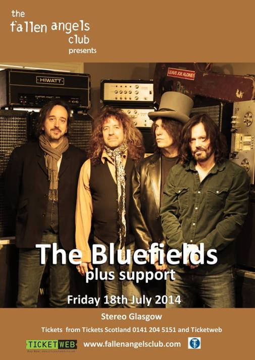 the bluefields 18 july